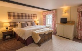 The Luttrell Arms Dog Friendly Hotel Dunster | Somerset Business dogs welcome